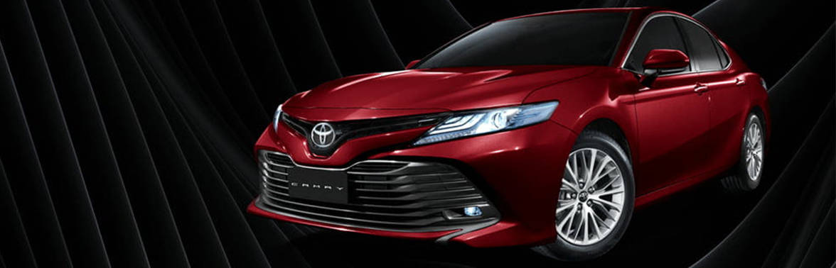 tong quan toyota camry can tho