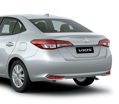 duoi xe toyota vios can tho