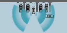 Hệ thống hỗ trợ cảnh báo phương tiện cắt ngang phía sau (RCTA)