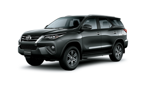 FORTUNER 2.4AT 4X2  color