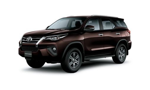 FORTUNER 2.4MT 4X2 color