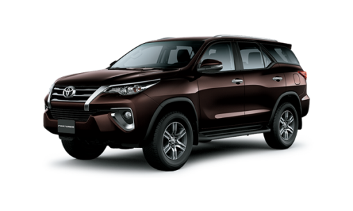 FORTUNER 2.7AT 4X2 color
