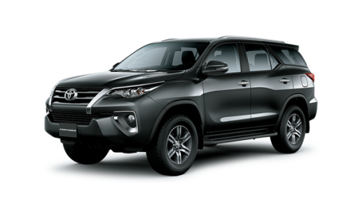 FORTUNER 2.8AT 4X4 color