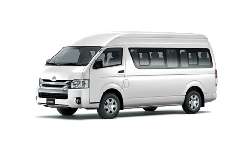 HIACE DẦU color