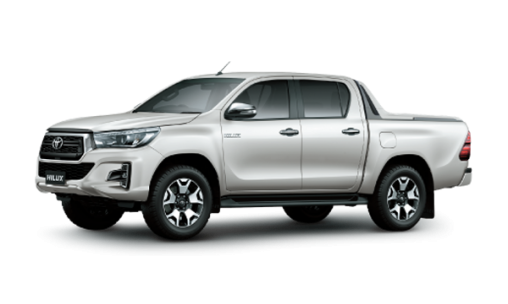 HILUX 2.4L 4X2 MT color