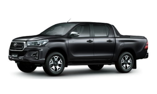 HILUX 2.4L 4X2 AT color
