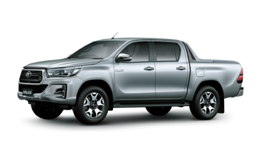 HILUX 2.8 G 4X4 AT MLM color