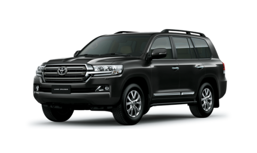 LAND CRUISER VX color