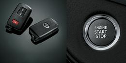 Hệ thống khóa cửa thông minh và khởi động bằng nút bấm