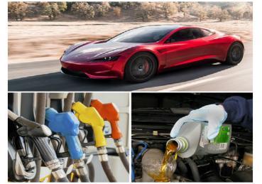 Lưu ý quan trọng khi đổ nhiên liệu cho xe ô tô