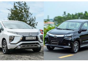So sánh chi tiết Toyota Avanza và Mitsubishi Xpander
