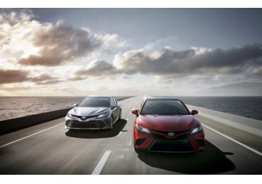 Toyota Camry 2019 có 5 phiên bản, giá từ 24.700 USD