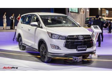 Toyota Innova thêm nâng cấp để bảo toàn ngôi vương