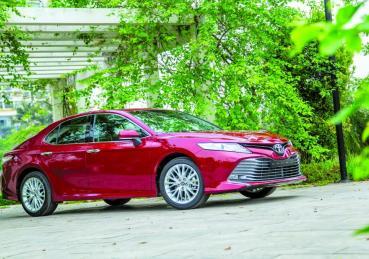 Toyota | Liên tục cải tiến và đóng góp nhiều hơn nữa
