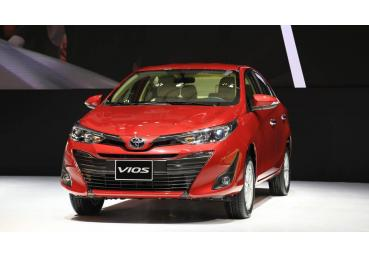 Toyota nhận 4 giải thưởng về xe an toàn nhất của ASEAN NCAP