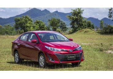 Toyota Vios đạt doanh số kỷ lục với 3.600 xe được bán