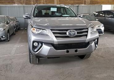 Trong năm 2019, Toyota Fortuner có thể chuyển sang lắp ráp tại Việt Nam