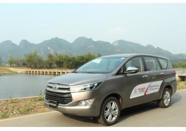Vì sao Toyota Innova thống trị phân khúc xe đa dụng?