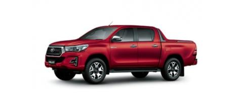 HILUX 2.8 G 4X4 AT Adventure